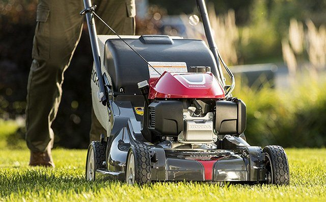 best-self propelled mower